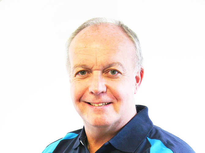 Geoff van Klaveren